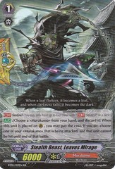 Stealth Beast, Leaves Mirage - BT05/013EN - RR on Channel Fireball