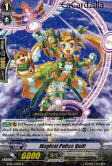 Magical Police Quilt - BT05/041EN - R