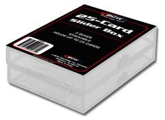 2 Piece Slider Box - 25 Count