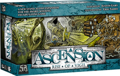Ascension: Rise of Vigil on Channel Fireball