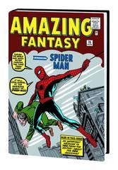 Amazing Spider Man Omnibus Hardcover Vol 01 New Ptg