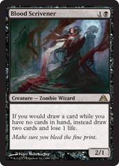 Blood Scrivener - Foil