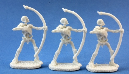 Skeletal Archer (3)