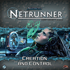 Android: Netrunner - Creation and Control on Channel Fireball