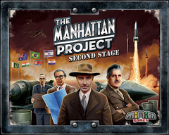 The Manhattan Project: Second Stage