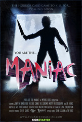 YOU are the Maniac!