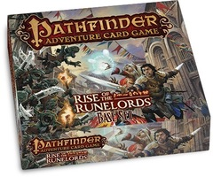 Pathfinder Adventure Card Game - Rise of the Runelords Base Set