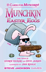 Munchkin Booster: Easter Eggs