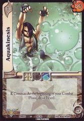 Aquakinesis