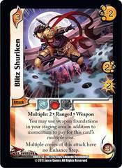 Blitz Shuriken