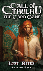 Call of Cthulhu: The Card Game - Lost Rites Asylum Pack