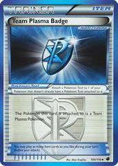 Team Plasma Badge - 104/116 - Uncommon