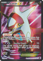 Latias-EX - 112/116 - Full Art