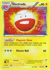 Electrode - 33/116 - Holo Rare