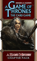 A Game of Thrones: The Card Game - A Harsh Mistress