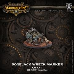 Cryx Bonejack Wreck Marker