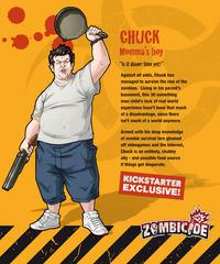 Zombicide Survivor: Chuck