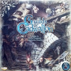 Guilds of Cadwallon gameboard and large box