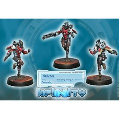 Hellcats (Boarding Shotgun) (280552-0349)