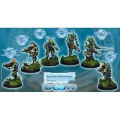 Shock Army of Acontecimento (280241-0249)