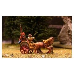Queen Boudicca in chariot (150115-0041)