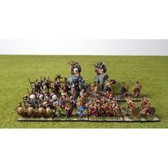 Later Carthaginian. Complete Army for DBA, boxed set (150799-9905)