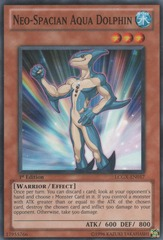 Neo-Spacian Aqua Dolphin - LCGX-EN017 - Common - Unlimited Edition