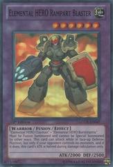 Elemental HERO Rampart Blaster - LCGX-EN047 - Super Rare - Unlimited Edition