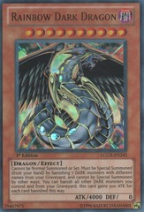 Rainbow Dark Dragon - LCGX-EN243 - Ultra Rare - Unlimited Edition