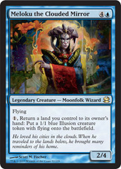 Meloku the Clouded Mirror - Foil