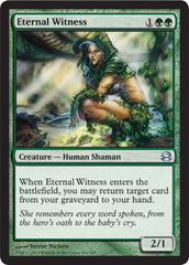 Eternal Witness - Foil