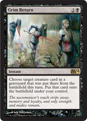Grim Return - Foil