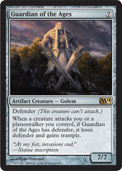 Guardian of the Ages - Foil