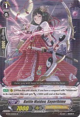 Battle Maiden, Sayorihime - BT09/030EN - R on Channel Fireball