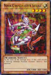 Ninja Grandmaster Sasuke - BP02-EN029 - Mosaic Rare - 1st