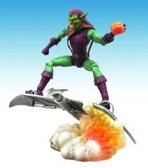 Marvel Select Green Goblin Action Figure CS