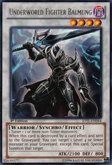 Underworld Fighter Balmung - JOTL-EN044 - Rare - 1st Edition