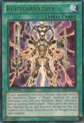 Bujincarnation - JOTL-EN063 - Rare - 1st Edition