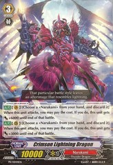 Crimson Lightning Dragon - PR/0044EN - PR