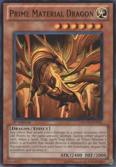 Prime Material Dragon - SDDC-EN011 - Common - Unlimited