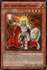 Jain, Lightsworn Paladin - SDDC-EN020 - Common - Unlimited