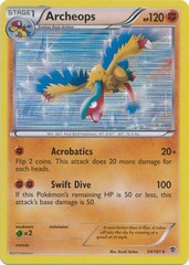 Archeops - 54/101 - Holo Rare