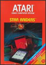 Star Raiders with Video Touch Pad