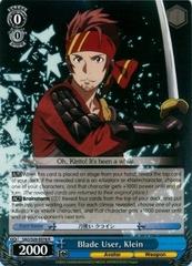 Blade User, Klein - SAO/S20-E078 - R