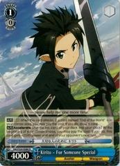 Kirito - For Someone Special - SAO/S20-E080S - SR