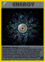 Rainbow Energy - 17/82 - Holo Rare - Unlimited Edition