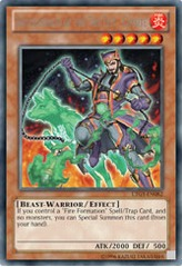 Brotherhood of the Fire Fist - Coyote - LTGY-EN082 - Secret Rare - Unlimited Edition