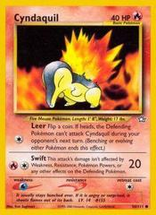 Cyndaquil - 56/111 - Common - Unlimited Edition