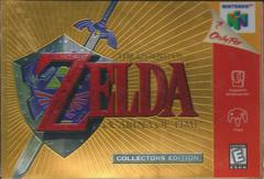 The Legend Of Zelda: Ocarina Of Time (Collector's Edition)