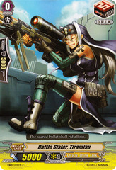 Battle Sister, Tiramisu - EB05/031EN - C on Channel Fireball
